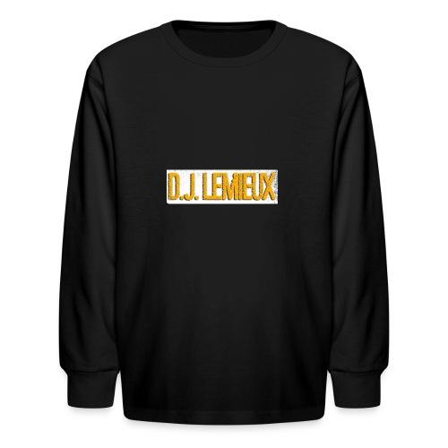 dilemieux - Kids' Long Sleeve T-Shirt