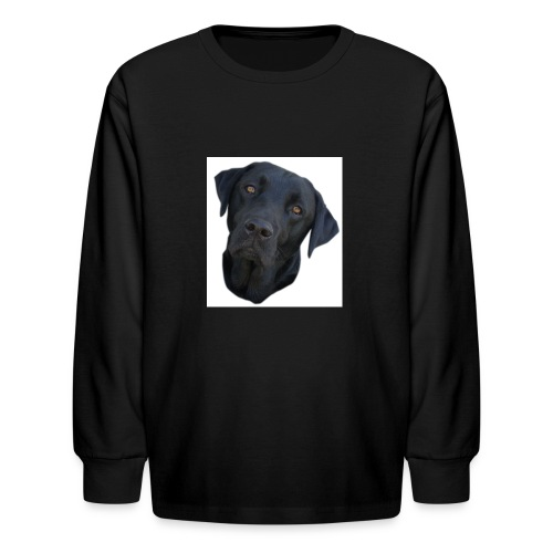 bentley2 - Kids' Long Sleeve T-Shirt