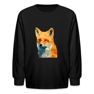 Jonk - Fox - Kids' Long Sleeve T-Shirt