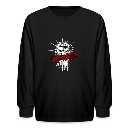 (R)EVOLUTION - Kids' Long Sleeve T-Shirt