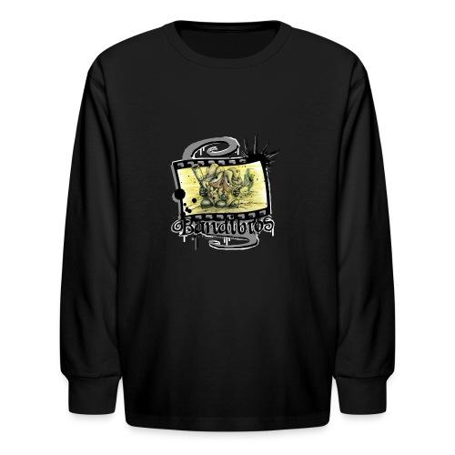 Bandibros II - Kids' Long Sleeve T-Shirt