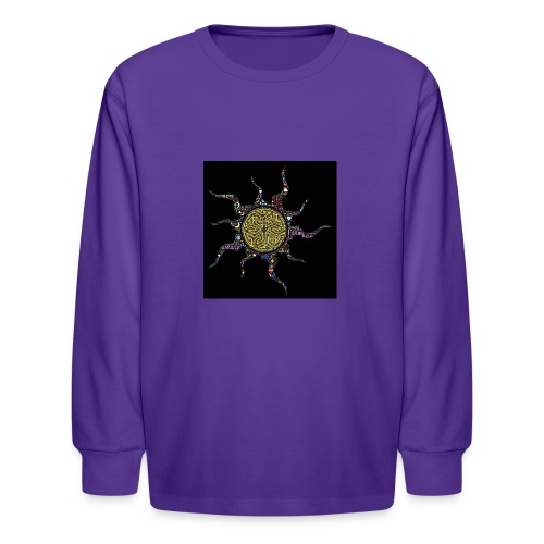 awake - Kids' Long Sleeve T-Shirt