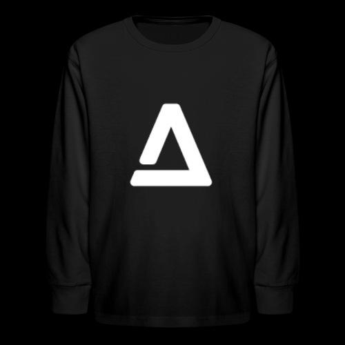 logo - Kids' Long Sleeve T-Shirt