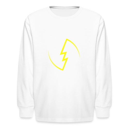 Electric Spark - Kids' Long Sleeve T-Shirt