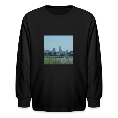 New York - Kids' Long Sleeve T-Shirt