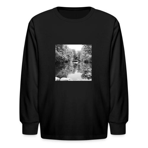 Lone - Kids' Long Sleeve T-Shirt