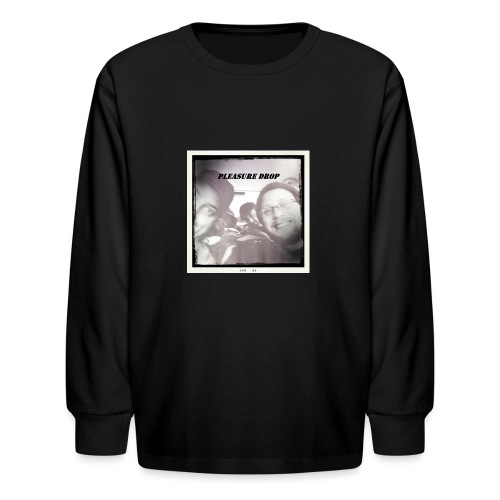 Pleasure Drop - Kids' Long Sleeve T-Shirt