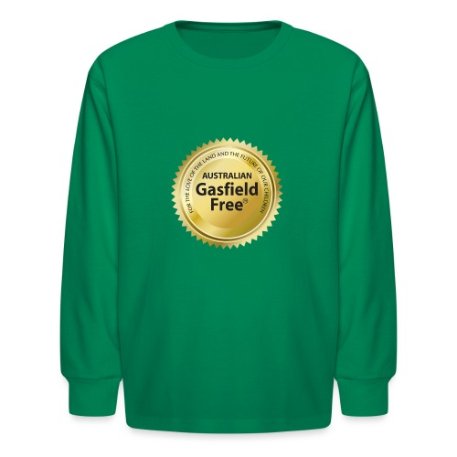 AGF Organic T Shirt - Traditional - Kids' Long Sleeve T-Shirt