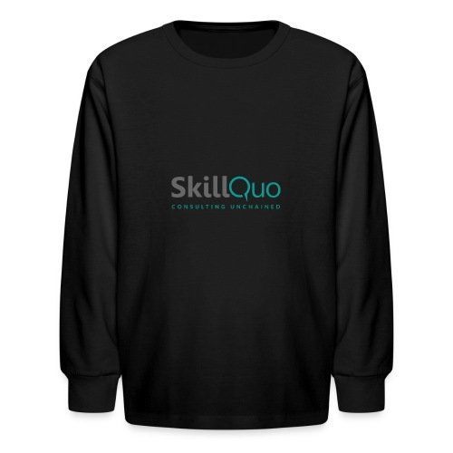 Consulting Unchained - Kids' Long Sleeve T-Shirt