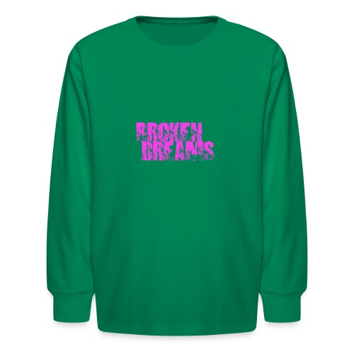 BROKEN DREAMS - Kids' Long Sleeve T-Shirt