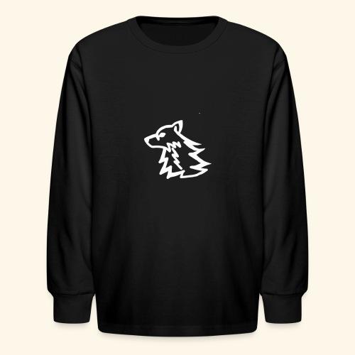iFire Hoodie - Kids' Long Sleeve T-Shirt