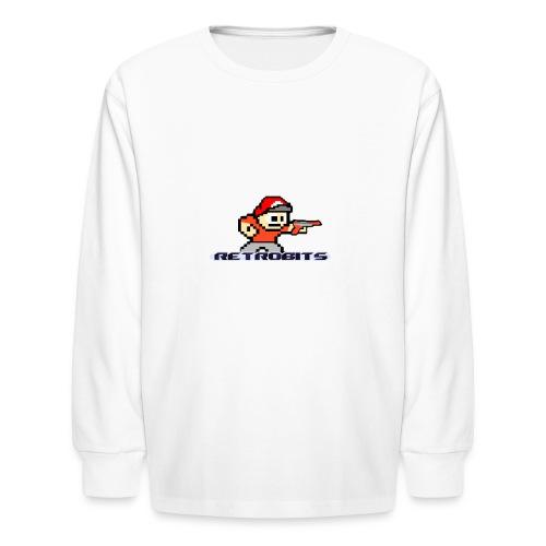 RetroBits Clothing - Kids' Long Sleeve T-Shirt