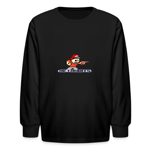 RetroBits Clothing - Kids' Long Sleeve T-Shirt