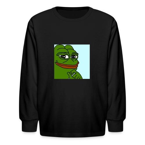 MasterWizardMerch - Kids' Long Sleeve T-Shirt