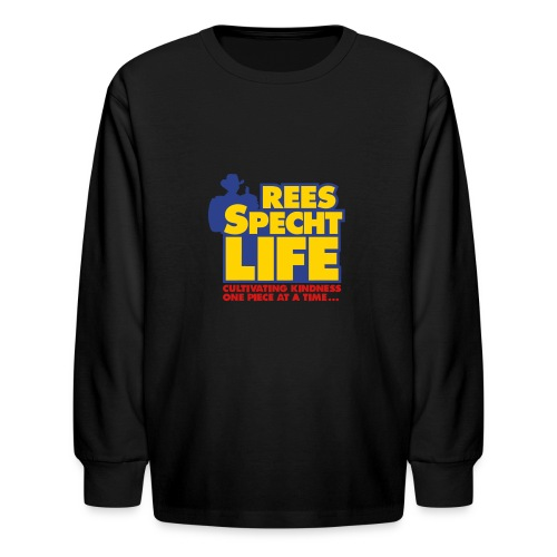 smallvectorsimple - Kids' Long Sleeve T-Shirt