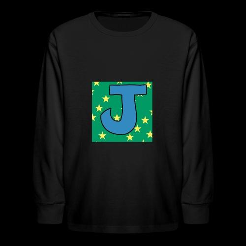 The J team - Kids' Long Sleeve T-Shirt