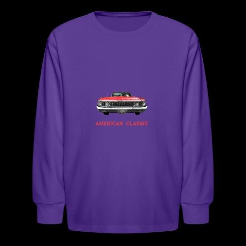 AMERICAN CLASSIC - Kids' Long Sleeve T-Shirt