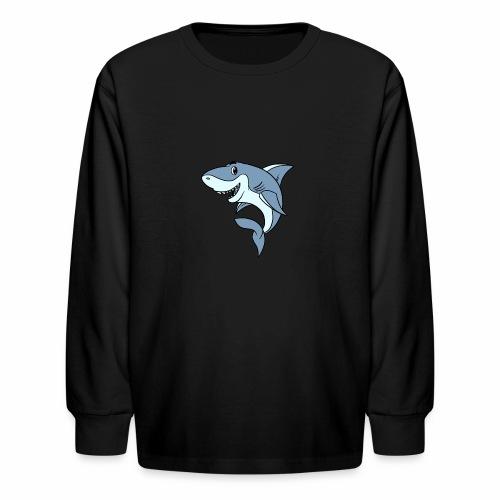 Classic Whelan Shirt - Kids' Long Sleeve T-Shirt