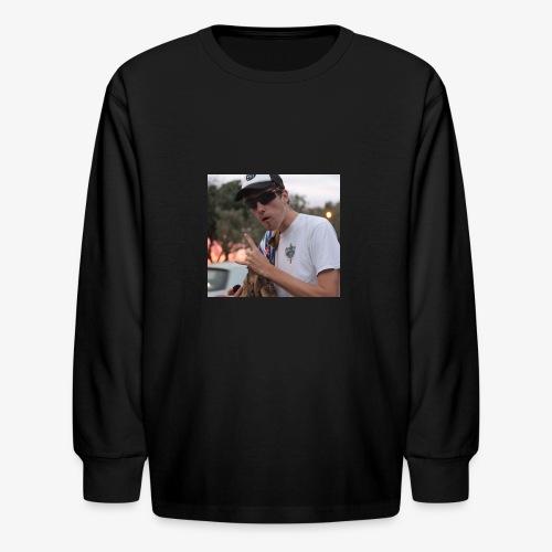 big man - Kids' Long Sleeve T-Shirt