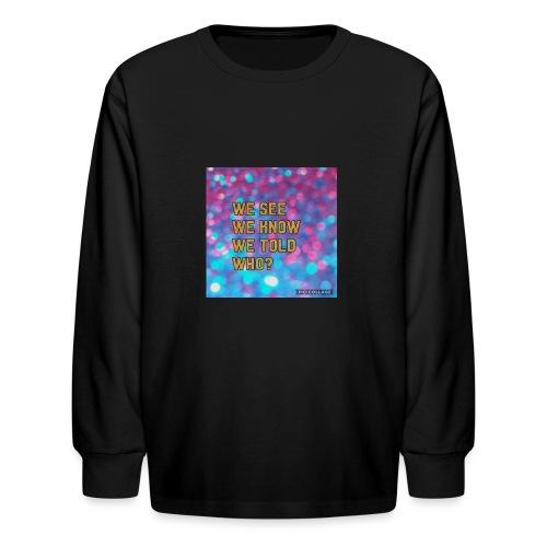 Cicon - Kids' Long Sleeve T-Shirt