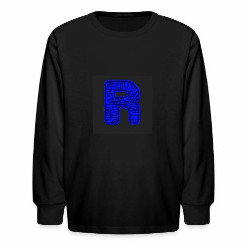 Rockford Tech T-Shirt - Kids' Long Sleeve T-Shirt