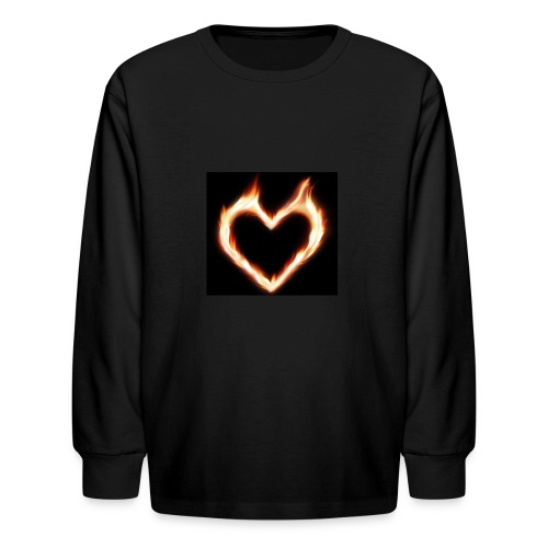 LoveSymbols - Kids' Long Sleeve T-Shirt
