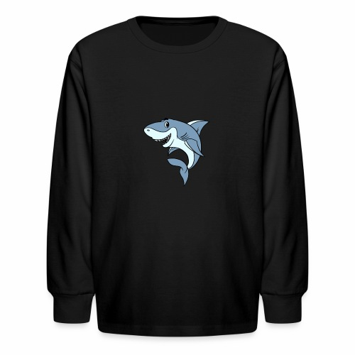 Classic Whelan Shirt - Kids' Long Sleeve T-Shirt