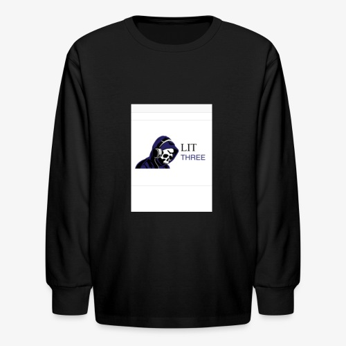IMG 0196 - Kids' Long Sleeve T-Shirt