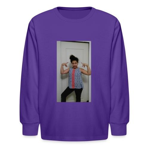 Winter merchandise - Kids' Long Sleeve T-Shirt