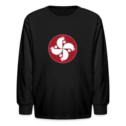 circle of life - Kids' Long Sleeve T-Shirt