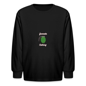 Grenade Clothing - Kids' Long Sleeve T-Shirt