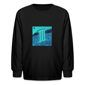 Currensy PilotTalk3 Artwork - Kids' Long Sleeve T-Shirt