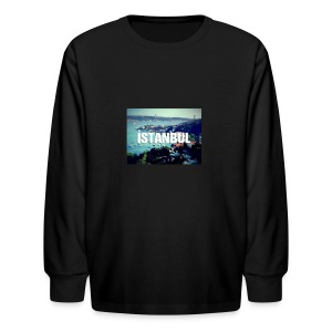 Istanbul Lovers - Kids' Long Sleeve T-Shirt
