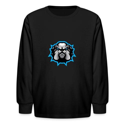 Exodus Stamp - Kids' Long Sleeve T-Shirt