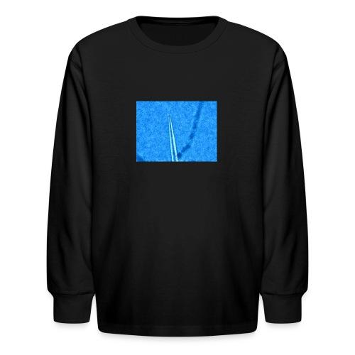 reach for the sky - Kids' Long Sleeve T-Shirt