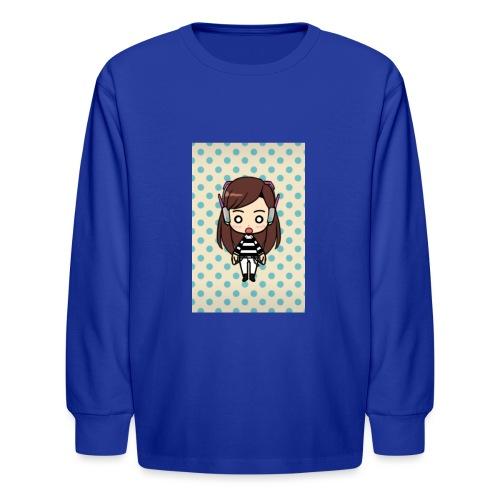 gg - Kids' Long Sleeve T-Shirt