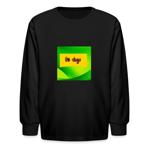 kids t shirt - Kids' Long Sleeve T-Shirt