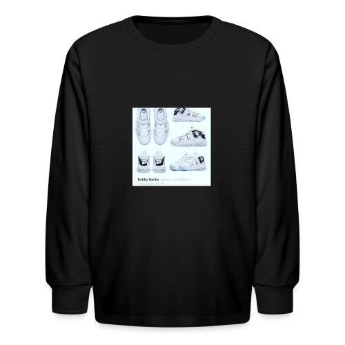04EB9DA8 A61B 460B 8B95 9883E23C654F - Kids' Long Sleeve T-Shirt