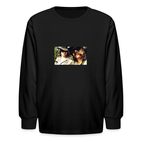 Jaw Thrust Cover Art - Kids' Long Sleeve T-Shirt