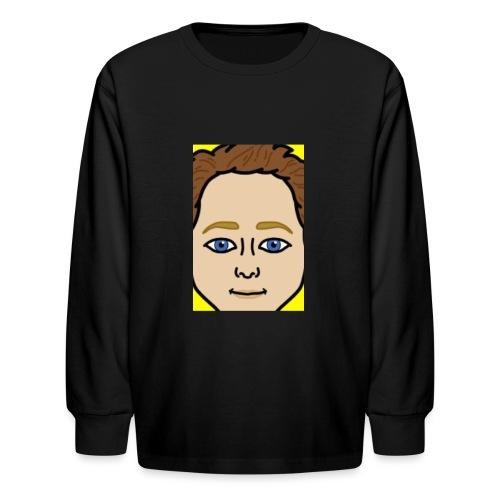 SNAP MERCH - Kids' Long Sleeve T-Shirt