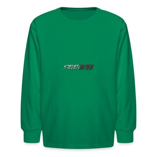 Steven3133 - Kids' Long Sleeve T-Shirt