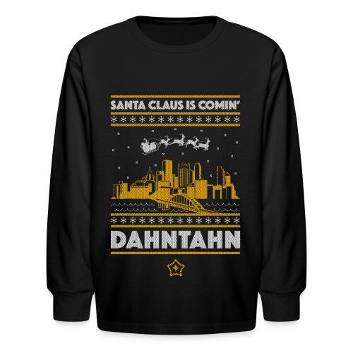 2018_dahntahn - Kids' Long Sleeve T-Shirt