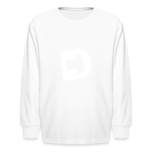 DrewskysChannel Youtube Logo - Kids' Long Sleeve T-Shirt