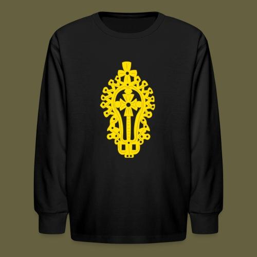 Lasta Cross - Kids' Long Sleeve T-Shirt