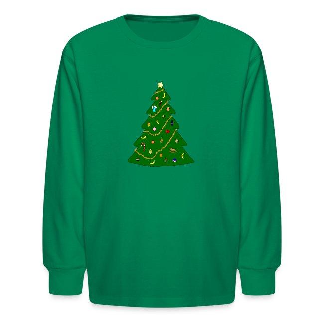 Christmas Tree For Monkey