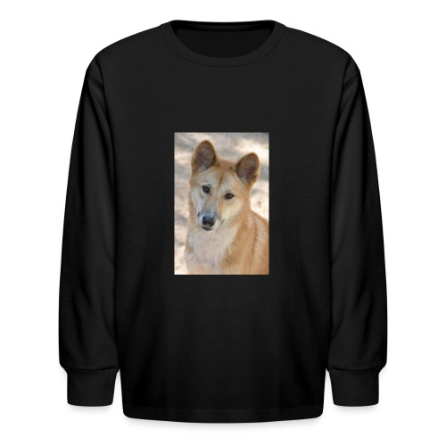 My youtube page - Kids' Long Sleeve T-Shirt