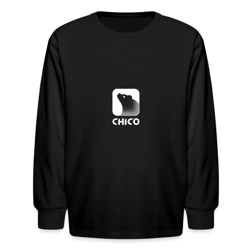 Chico's Logo with Name - Kids' Long Sleeve T-Shirt