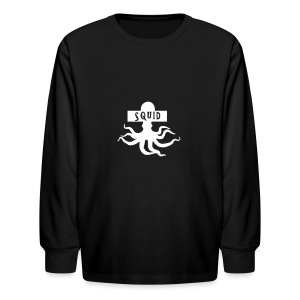 El Squido - Kids' Long Sleeve T-Shirt