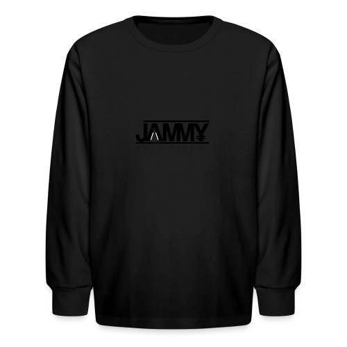 Jammy's Merch 6000 - Kids' Long Sleeve T-Shirt