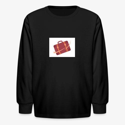 design - Kids' Long Sleeve T-Shirt